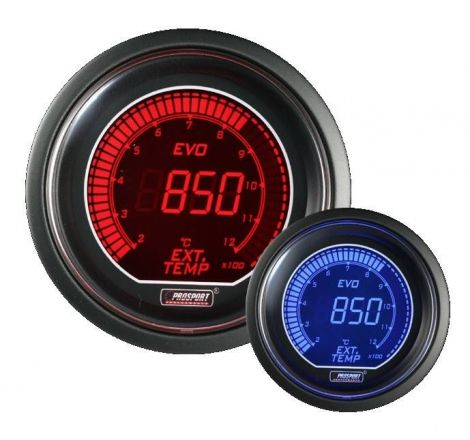 Prosport 52mm EVO EGT Gauge