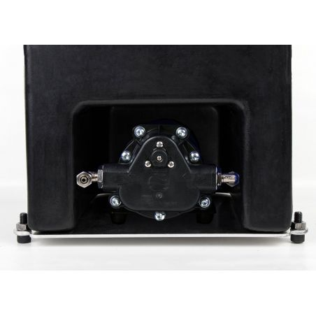 Cool Boost 10.5L Black Tank with baseplate and bolts Cool Boost Systems - 4