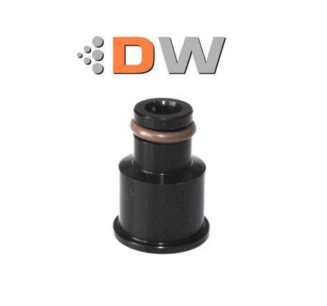 DW Top Adapter 11mm O-Ring 12mm Height DeatschWerks - 1