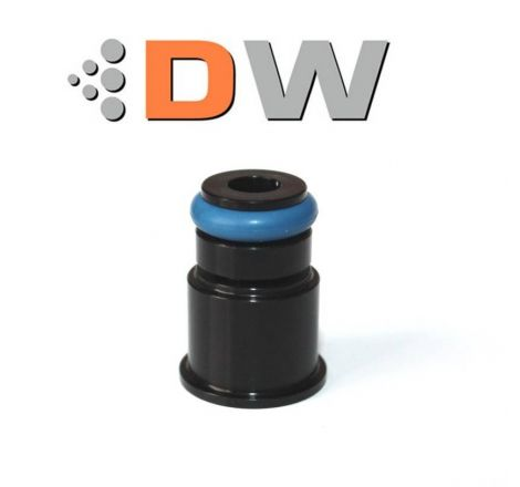DW Top Adapter 14mm O-Ring 12mm Height DeatschWerks - 1