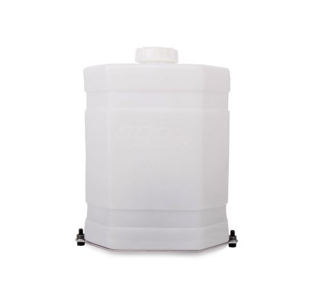 Cool Boost 10.5L White Tank with baseplate and bolts