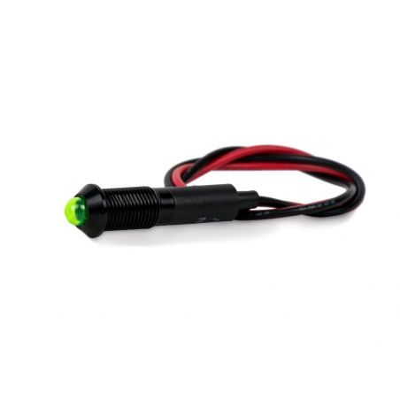 Cool Boost 8mm Indication LED - Green Cool Boost Systems - 1