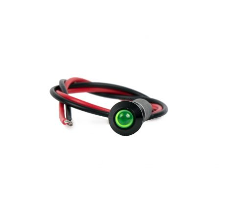 Cool Boost 8mm Indication LED - Green - 3