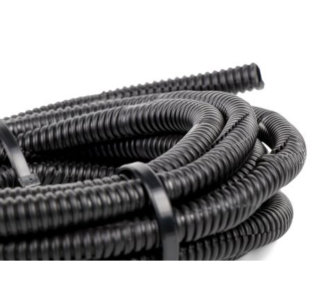 10mm Flexible Black Conduit