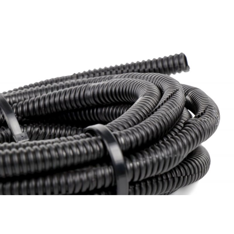 10mm Flexible Black Conduit Cool Boost Systems - 1