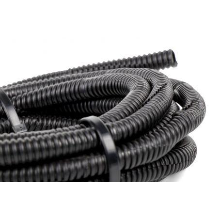 10mm Flexible Black Conduit (per Mtr) Cool Boost Systems - 1