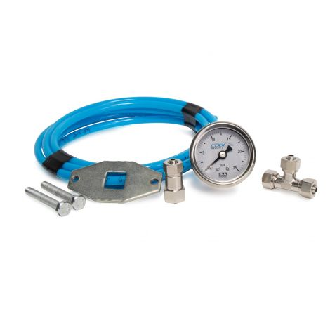 Cool Boost System Pressure Gauge kit - 1
