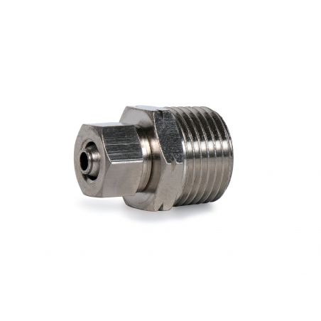 Cool Boost 6mm Pipe to 3/8NPT Straight Cool Boost Systems - 2