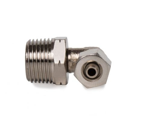 Cool Boost 6mm Pipe to 3/8NPT Swivel Elbow Cool Boost Systems - 2