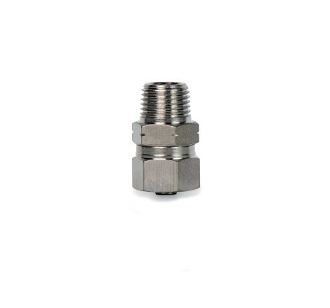 Cool Boost 6mm Pipe to 1/8NPT Straight Cool Boost Systems - 4