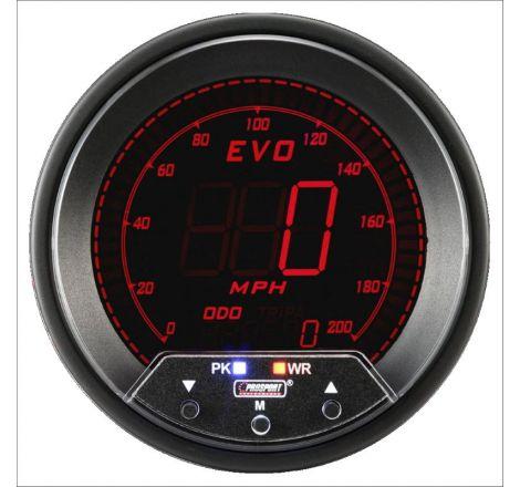 Prosport 85mm EVO Speedometer (GPS Sensor Ready)