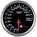 Prosport 80mm Analogue Speedometer with LED Display Prosport - 1