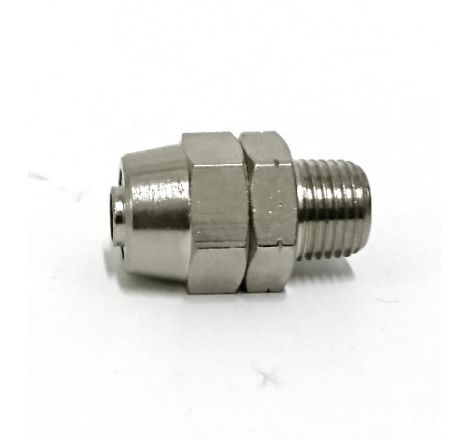 Cool Boost 8mm Pipe to 1/8NPT Straight