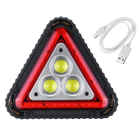 Multifunctional Triangle Lamp Performance Products SA - 2