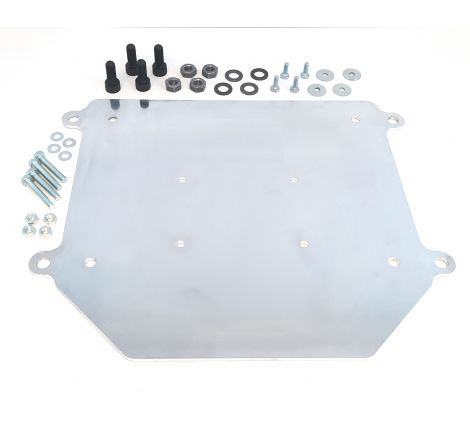 10.5L Tank Baseplate with screws Cool Boost Systems - 1