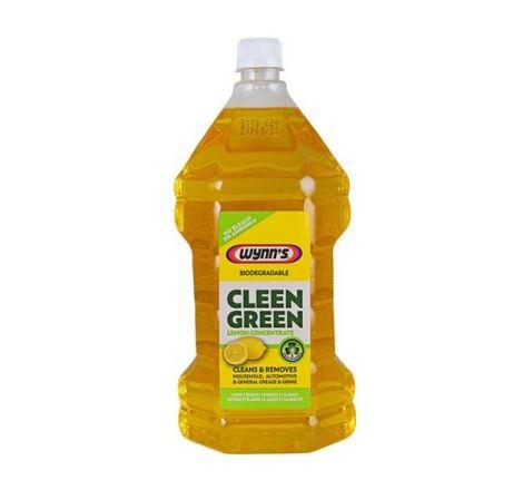 Wynn's Cleen Green Lemon 2L