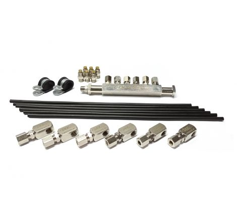 Cool Boost 6 Nozzle Direct Injection Hardline Kit