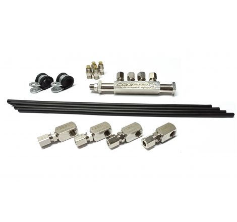 Cool Boost 4 Nozzle Direct Injection Hardline Kit