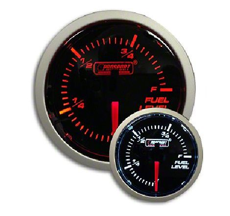 Prosport 52mm Analogue Fuel Level Gauge - 1