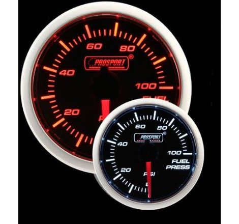 Prosport 52mm Analogue Fuel Pressure Gauge
