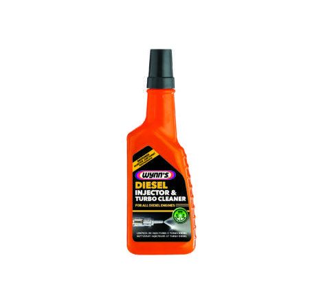 Injector and Turbo Cleaner