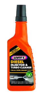 Wynn's Diesel injector and turbo Cleaner 375ml - Performance Products SA
