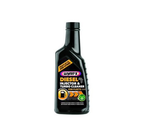 Diesel Injector & Turbo Cleaner for Fleets