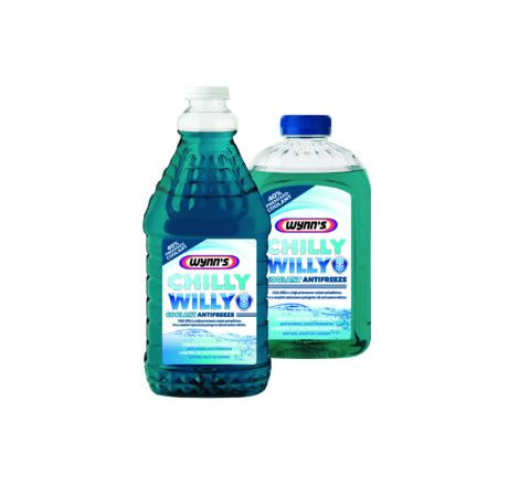 Chilly Willy Antifreeze