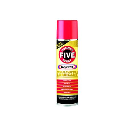 Number Five Spray