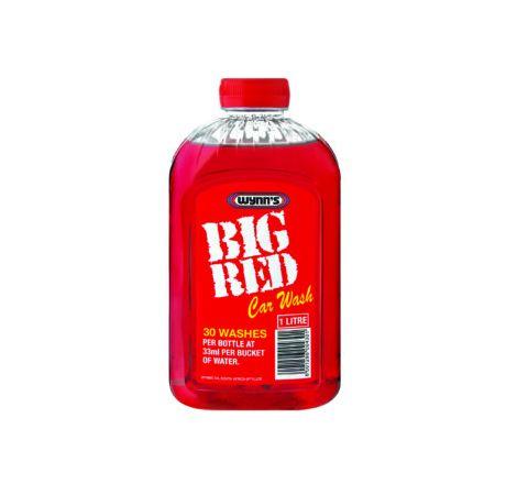 Wynn's Big Red Car Wash 1L