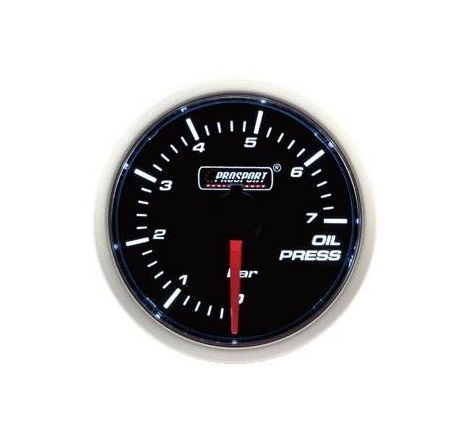 Prosport 52mm Analogue Oil Pressure Gauge
