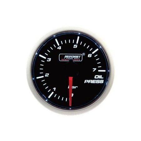 Prosport 52mm Analogue Oil Pressure Gauge