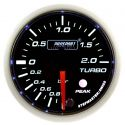 Prosport 52mm Analogue 2Bar Boost Gauge with Peak Recall Prosport - 1