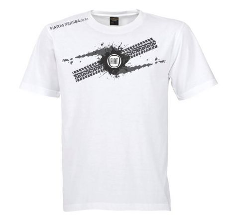 T-Shirt - Fiat Owners SA 180g