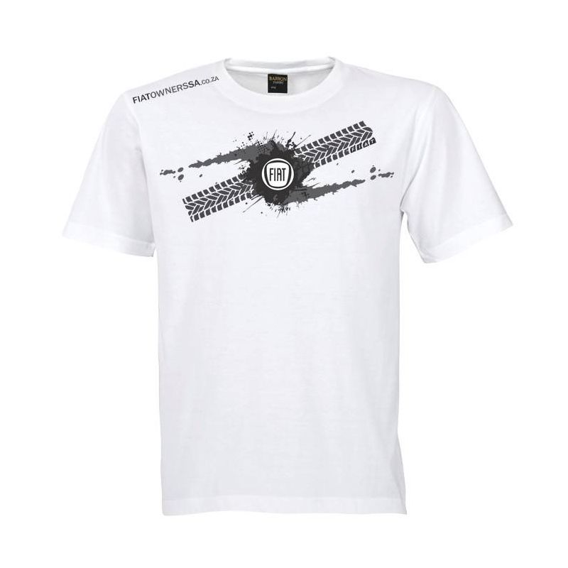 T-Shirt - Fiat Owners SA 180g Performance Products SA - 4