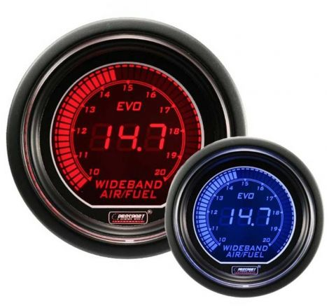 Prosport 52mm EVO Wideband Air/ Fuel Ratio Gauge