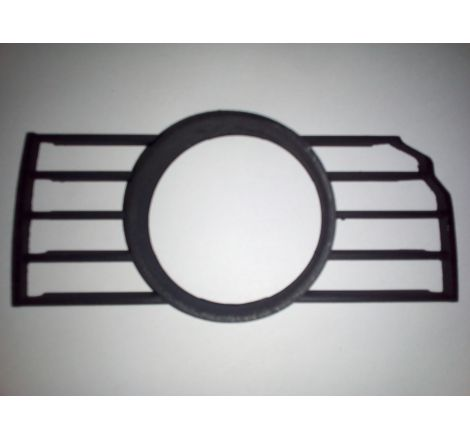 Pod Side Vent VW Golf 6 52mm Huber Motorsport - 1