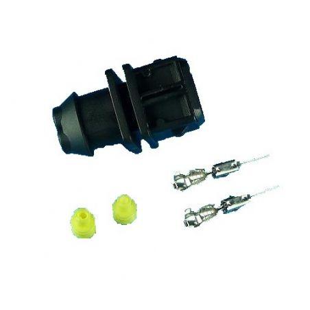 Injector 2 PIN EV1 Male Plug