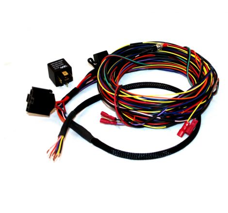 Cool Boost Stage 1 V2 Harness incl Relay Cool Boost Systems - 1