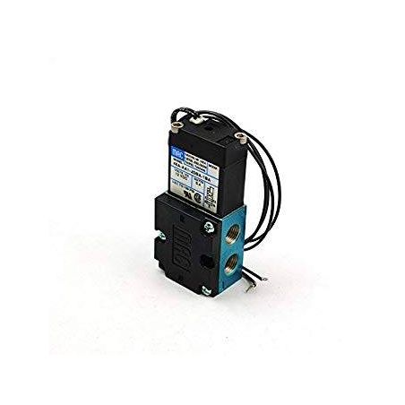 MAC Solenoid 4 Port Cool Performance Products - 1