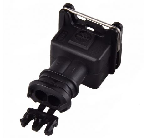 Injector 2 PIN EV1 Female Plug