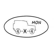 4x4Mon